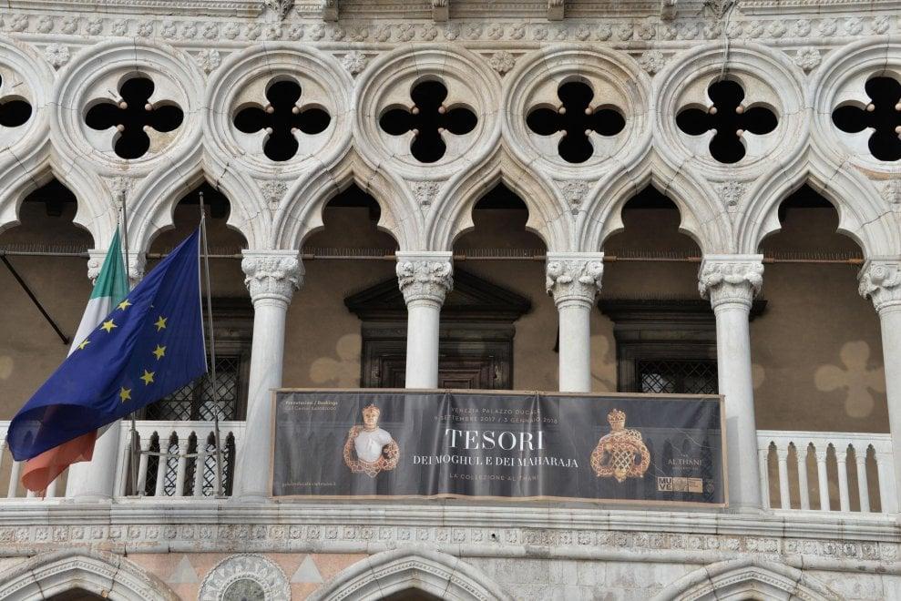 Venezia i gioielli dei maharaja in mostra al palazzo for Mostra cina palazzo venezia
