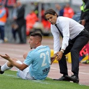 Lazio, Inzaghi cambia le ali: provano Basta e Lukaku