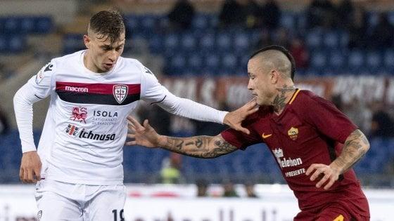 Cagliari, Barella rinnova contratto fino al 2022