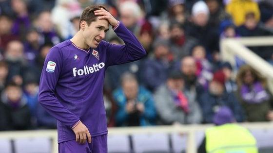 Fiorentina, Chiesa torna dall'inizio contro l'Inter