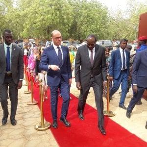Niger, l'Italia apre la sua prima ambasciata nel Sahel