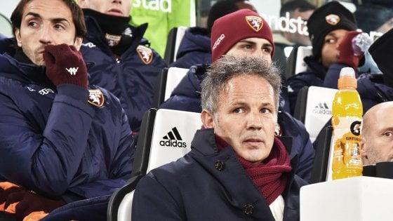 Torino, l'ex allenatore Sinisa Mihajlovic riceve un Tapiro d'Oro