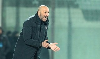 Crotone, Zenga: ''Sogno l'Inter. Var? Non ci ho capito nulla''