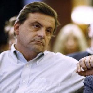 """Calenda allo scontro con Renzi: """"Abolire il canone Rai? Spero di no, sarebbe una presa in giro"""""""