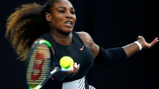 """Australian Open, Serena Williams rinuncia: """"Non sono pronta per poter vincere"""""""