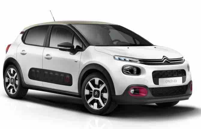 Nuova Citroën C3, arriva la versione Elle