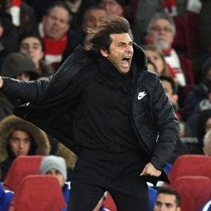 Chelsea, Conte: ''Mou soffre di demenza senile''. La replica: ''Mai squalificato per scommesse''