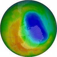 """Il """"buco nell'ozono"""" si è ridotto del 20% dal 2005"""