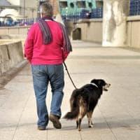 """La storia di Eric e del suo cane: """"Peety mi ha salvato da diabete e obesità"""""""