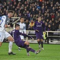 Fiorentina-Inter 1-1: Icardi illude i nerazzurri, Simeone li riprende al 91'