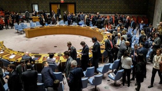 Iran: riunione Onu è autogol di Trump