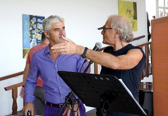 """'Achille Tarallo', la nuova sfida di Capuano. """"Izzo e Celestini per raccontare il cialtrone che è in tutti noi"""""""