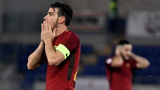 Roma, la crisi è servita: ''Buttato via quasi tutto''
