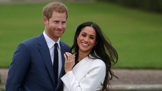 Nuova uscita pubblica per il principe Harry e Meghan Markle