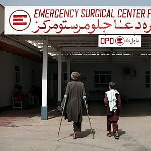 Afghanistan, ucciso in un conflitto a fuoco un infermiere di Emergency