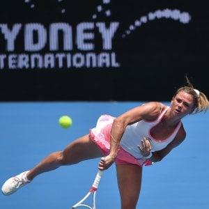 Tennis: Giorgi strapazza Stephens a Sydney. Australian Open: rinuncia anche la Azarenka