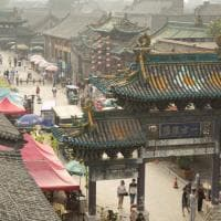 Cina. La magia del Pingyao