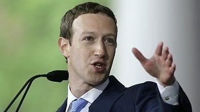 """Zuckerberg: l'obiettivo del 2018 di Facebook è """"riparare"""" il social network"""