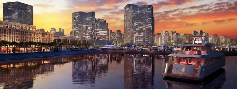Lusail City, nasce in Qatar la città più ecologica del pianeta