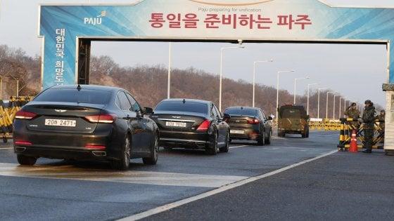 Pyongyang invia delegazione a Olimpiadi