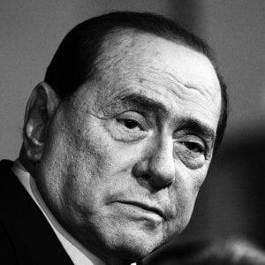 """Berlusconi: """"Convinto di vincere, punto al 45%. Maroni non avrà ruoli nel futuro governo"""""""