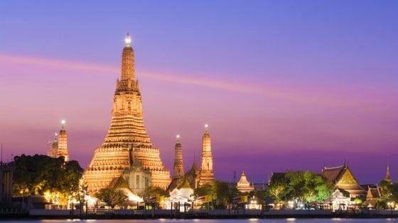 Da oggi si vola a Bangkok a prezzi incredibili