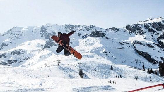 Tra airbord e snowrafting, l'estremo sulla neve. Anche per famiglie