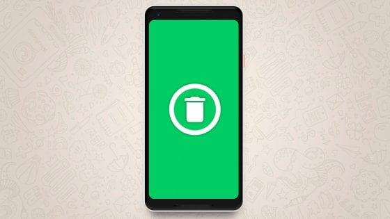 WhatsApp, niente è perduto: c'è un'app per recuperare i messaggi cancellati