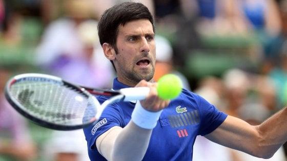 Tennis: vittoria al rientro per Djokovic, Giorgi e Fognini ai quarti a Sydney