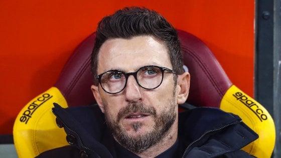 Roma, Di Francesco chiude il caso Nainggolan: ''Sarà titolare con l'Inter''