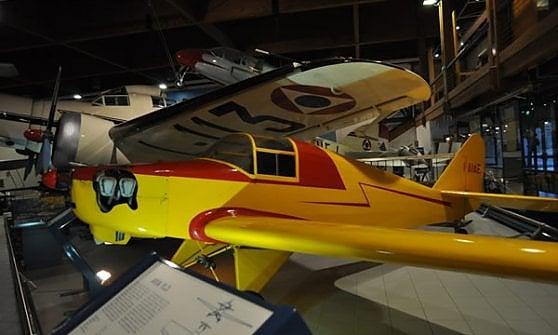 Da Trento a Bracciano, la storia del volo in sette musei