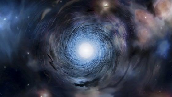 Vortici nell'Universo primordiale: così si muovono le galassie neonate