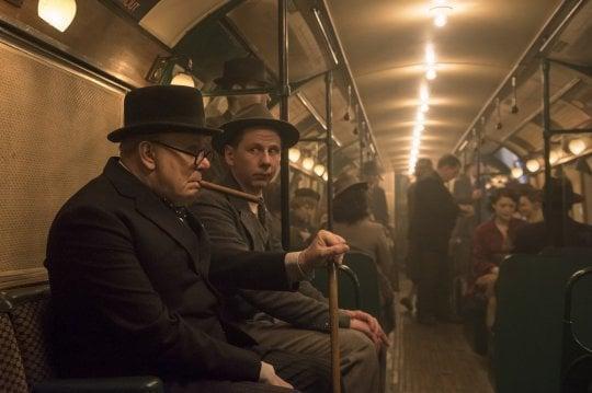 """Gary Oldman: """"Winston Churchill, i braccioli della sua poltrona e il Golden Globe"""""""