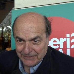 """Regionali, Bersani e Rossi: """"In Lazio e Lombardia proviamo a trovare intesa"""""""