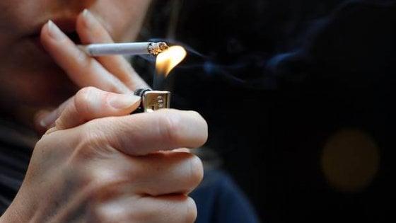 """Fumo, è la prima sigaretta quella che ti """"aggancia"""""""