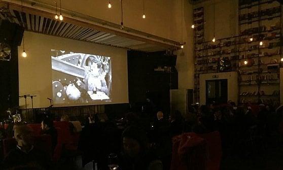 Roma: nell'ex cinema la nuova hostaria tra il mare e la terra