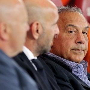 """Roma, Pallotta: """"Odiavo il calcio, ora ne vado pazzo"""""""