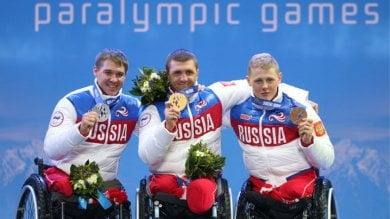 """""""Vietato parlare di Russia sui social"""": i paralimpici di Mosca nella bufera"""