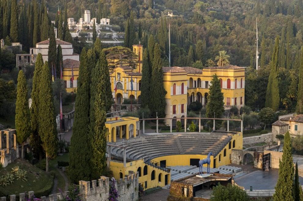 Robinson, le meraviglie del Vittoriale: dentro una delle dimore storiche più visitate dagli italiani