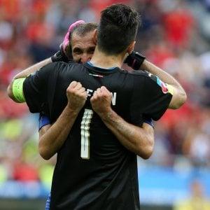 Juventus stile Champions: Buffon e Chiellini nella top 11 europea