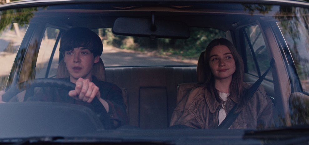 'The end of the f***ing world', adolescenti difficili nella serie Netflix più apprezzata