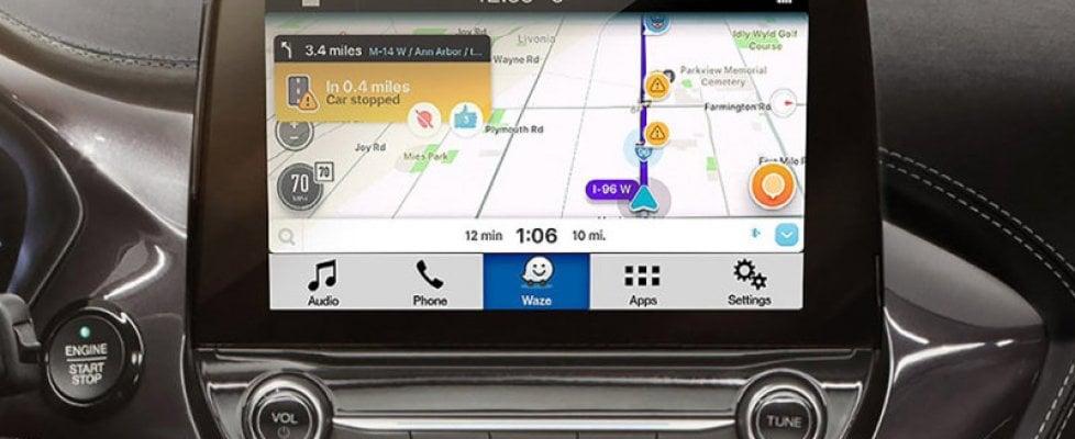 Waze sbarca in auto: è nei nuovi navigatori satellitari