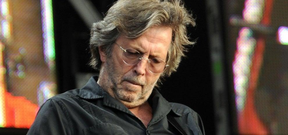 """Eric Clapton: """"Sto diventando sordo, mi preoccupa la mia capacità di essere efficiente"""""""