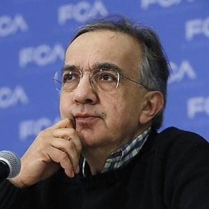 L'amministratore delegato di Fca, Sergio Marchionne