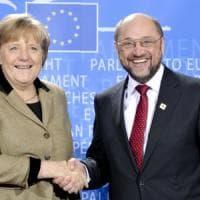 Svolta in Germania, accordo su Grande Coalizione