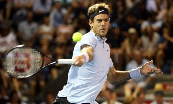 Tennis, Sydney: semifinali amare, sconfitte per Fognini e Giorgi