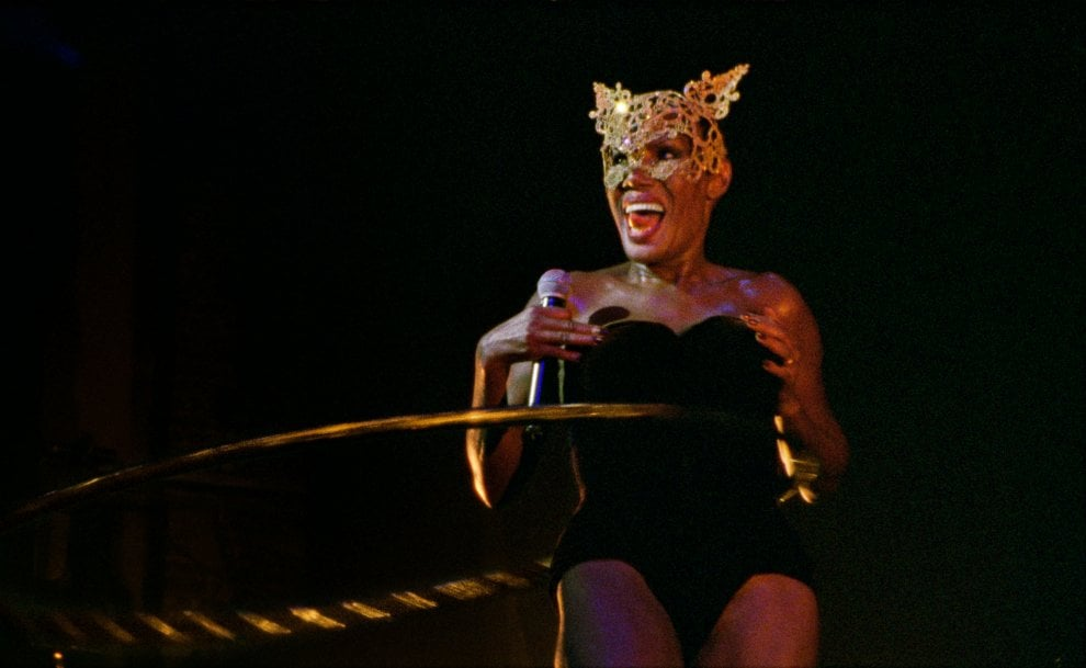 'Grace Jones: Bloodlight and Bami': dietro la maschera dell'icona