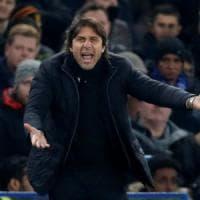 Chelsea, Conte: ''Via a fine stagione? Tutto è possibile''. Anche Sarri nel casting