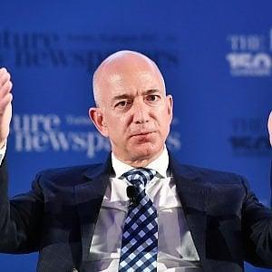 Amazon, Bezos dona 33 milioni ai dreamers