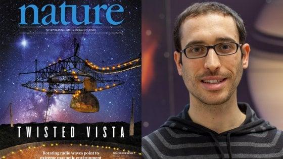 """Un italiano fa luce sui lampi radio dal cosmo: """"Nati da una stella di neutroni"""". E finisce sulla copertina di Nature"""